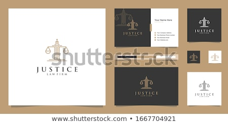 identity law stock photo © lightsource