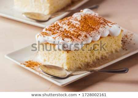Three desserts  stock photo © pressmaster