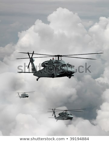 Army Air and Marine Transportation Stock photo © bluering