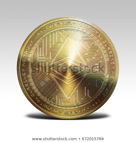 金貨 黒 インターネット 背景 金属 にログイン ストックフォト © grafvision