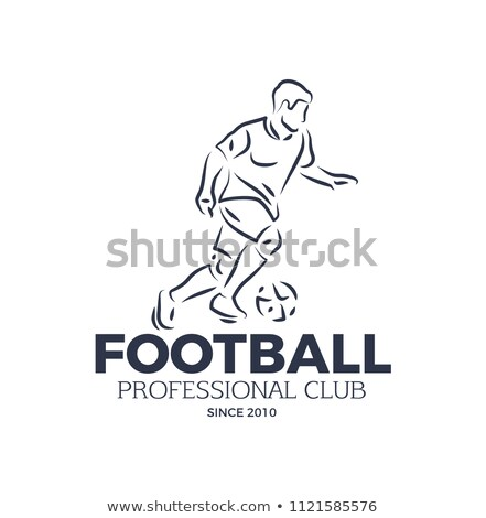 Football Professional Club Since 2010 Badge Vector Stock photo © robuart