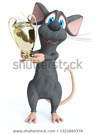 Mouse champion stock photo © sifis