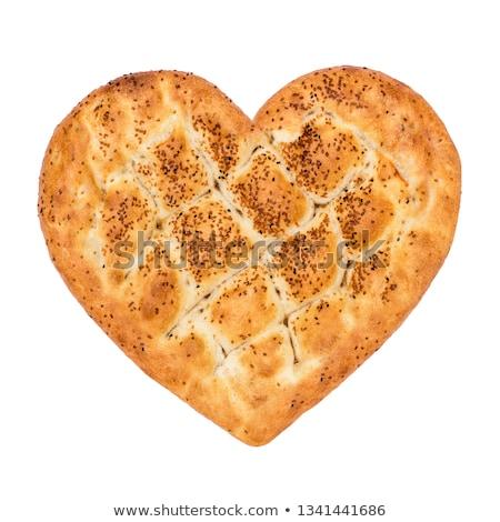 Stock photo: Heartshaped pasta