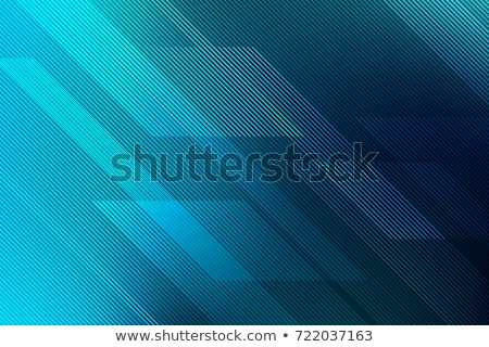 blue striped abstract background stock photo © illustrart