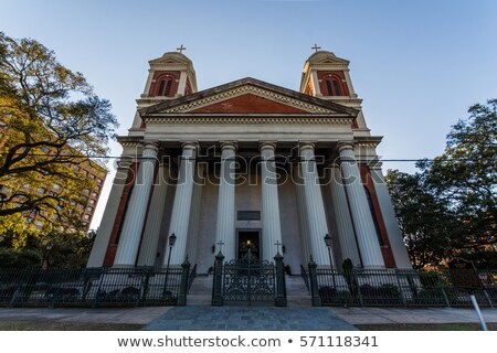 Basilica of the Immaculate Conception Stock photo © ribeiroantonio