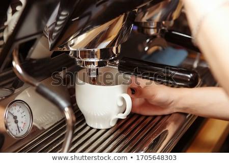 画像 コーヒー 自然 芸術 緑 ドリンク ストックフォト © gregory21