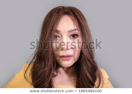 businesswoman looking fierce Stock photo © photography33