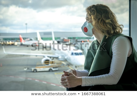 cancellation of planes flights Stock photo © ssuaphoto