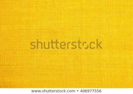 yellow textile background Stock photo © PixelsAway
