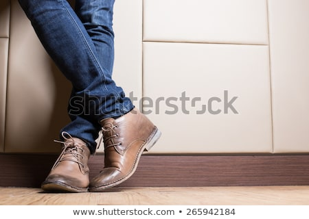 casual leather shoe  Stock photo © FOKA