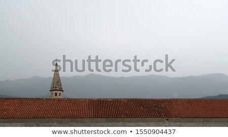 ortodoks · çan · kule · güzel · kilise · gökyüzü - stok fotoğraf © steffus
