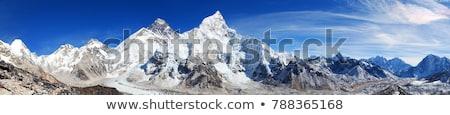 Mountains of Tibet Stock photo © tomistajduhar