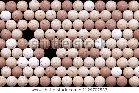 Pigułki crossfit siłowni medycznych tłuszczu Zdjęcia stock © wavebreak_media