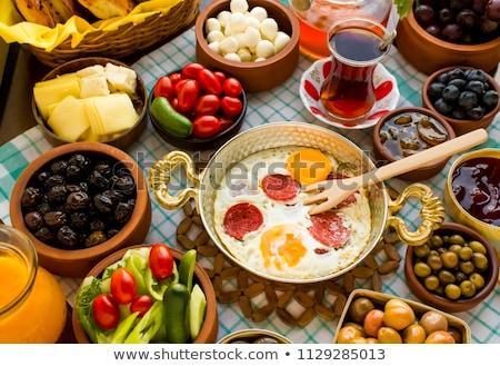 Сток-фото: Turkish Breakfast