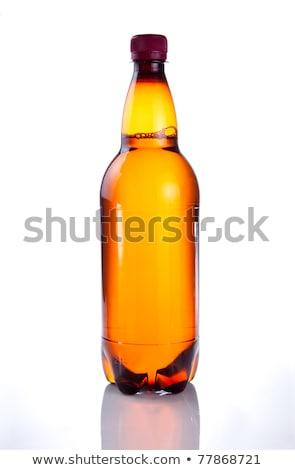 ビッグ プラスチック ビール瓶 緑 ボトル ビール ストックフォト © magraphics