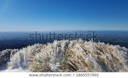 火山 · 近い · 山 · コーン · ハザード - ストックフォト © emiddelkoop