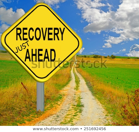 Long Road To Recovery Stock photo © lisafx