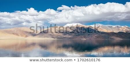 tibetan landscape Stock photo © yuliang11