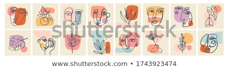 abstract leaf concept  stock photo © pathakdesigner
