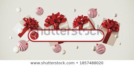christmas search stock photo © lightsource