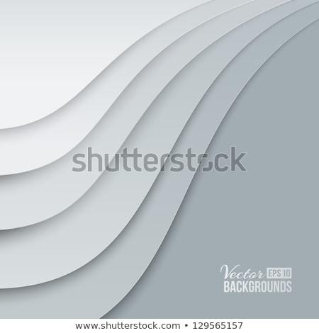 3D · drótváz · gyűrűk · absztrakt · vektor · művészet - stock fotó © vipervxw