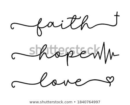 Faith Background! Stock photo © maxmitzu