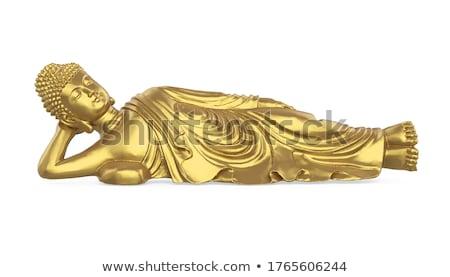 仏 塔 ミャンマー 東南アジア フィート 彫刻 ストックフォト © mdfiles