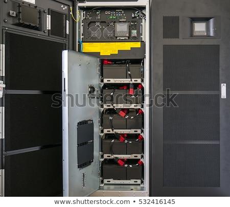 source · de · courant · banque · transférer · switch · ordinateur - photo stock © leetorrens
