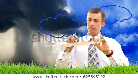 man with weapon stock photo © 26kot