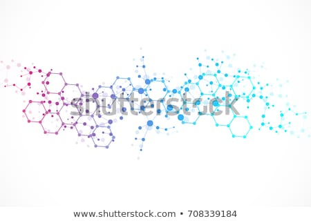 Molecular Structure Stock photo © idesign