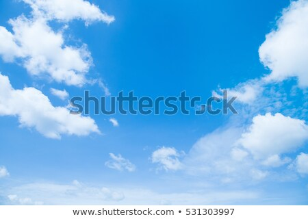 Background with blured sky and clouds Stock photo © mcherevan