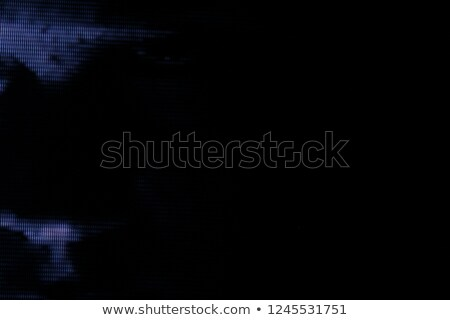Blue Grainy Noise Background Stock photo © derocz