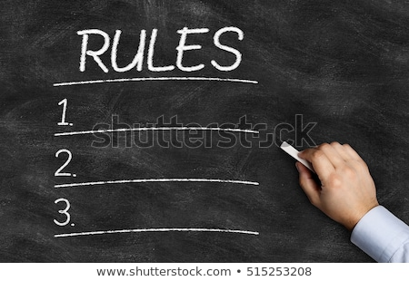 Learn Law - Chalkboard with Inspirational Text. Stock photo © tashatuvango