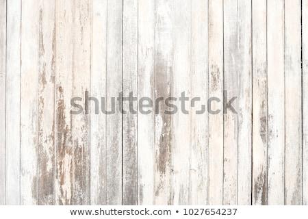 Vieux patiné bois planche taché cèdre Photo stock © ozgur