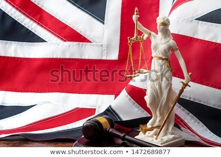 UK Law Stock photo © Stocksnapper
