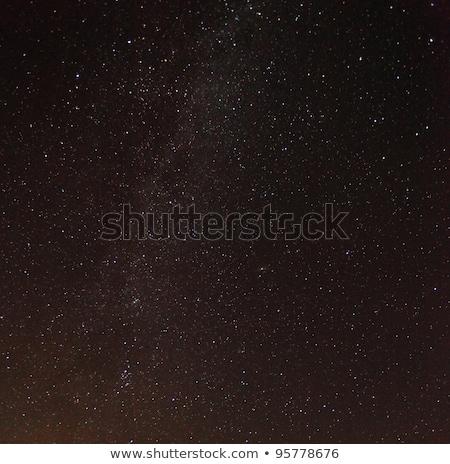 ufo · icono · lineal · estilo · cielo - foto stock © olena