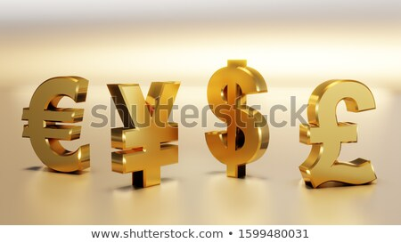 Bitcoin Sign Isolated Stock photo © cammep