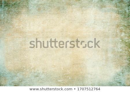 Peeling brown paint background texture Stock photo © tilo