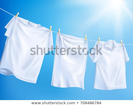 Clothes hanging stock photo © trgowanlock