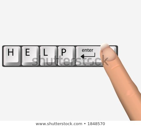 so how can i help you stock photo © feedough