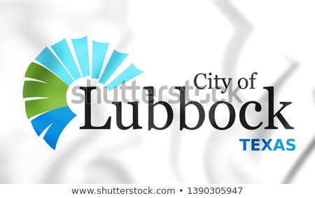 cartoon · austin · panoramę · sylwetka · miasta · Texas - zdjęcia stock © blamb