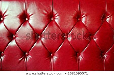 диване · изолированный · белый · кровать · ткань - Сток-фото © victoria_andreas