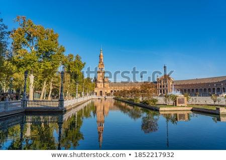 アンダルシア · スペイン · 風光明媚な · 風景 - ストックフォト © neirfy