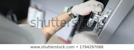 Special fixing screw Stock photo © marekusz