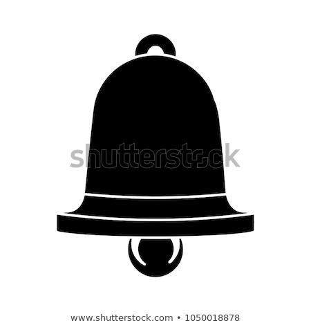 Stok fotoğraf: Vector Icon Church Bell