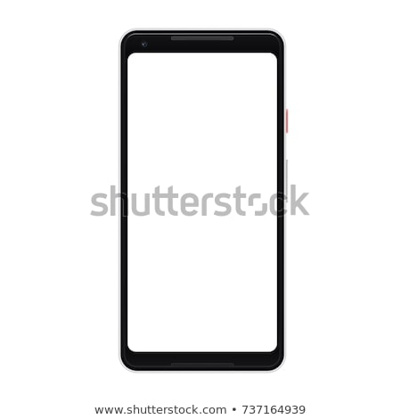 Téléphone portable modernes écran tactile internet mobiles Photo stock © axstokes