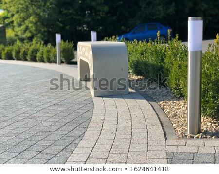 Pavement of granite  Stock photo © ozaiachin
