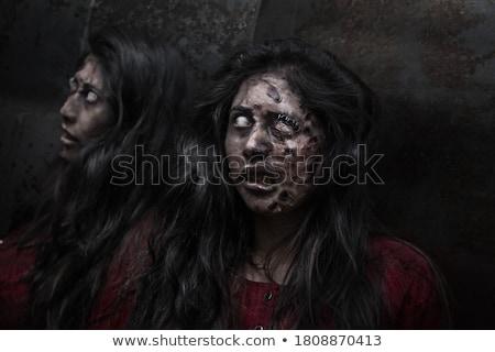Evil woman Stock photo © sumners