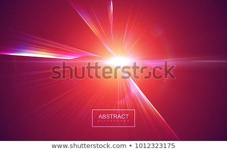 Radiation Light Stock photo © idesign