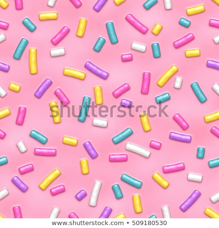cupcake colorful pattern stock photo © netkov1